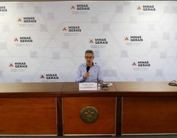 Romeu Zema faz balanço da abertura de leitos de UTI no estado