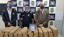 Suspeito de distribuir drogas é preso pela PCMG em Juiz…
