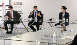 Secretários de Estado se reúnem com prefeitos para discutir o…