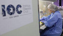 Covid-19: Fiocruz recebe R$ 100 milhões para produção de vacina