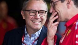Stefano Domenicali, ex-chefe da Ferrari, assumirá presidência da F1 em…