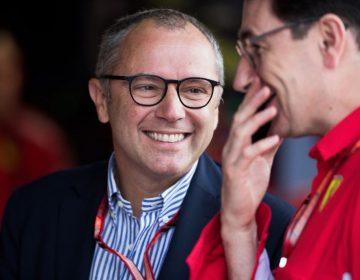 Stefano Domenicali, ex-chefe da Ferrari, assumirá presidência da F1 em 2021
