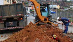 Bairro Vila Ideal recebe mais 240 metros de novas redes…