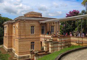 """Museu promove """"live tour"""" ao castelinho da família Ferreira Lage"""