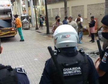 Guarda Municipal atende ocorrência de agressão física na Rua Mister Moore