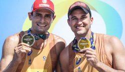 André e George faturam 1ª etapa do Circuito Nacional de…
