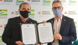 Minas recebe recursos do governo federal para o Programa de…