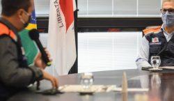 Governo faz primeira reunião preparatória para o período chuvoso 2020/2021