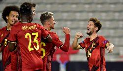 Bélgica mantém liderança no ranking da FIFA