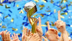 Alemanha, Bélgica e Holanda desejam formar candidatura conjunta para sediar…