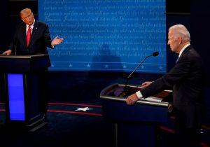 EUA: debate mais moderado revela diferentes visões do mundo