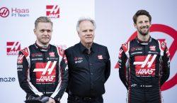 Haas anuncia as saídas de Romain Grosjean e Kevin Magnussen