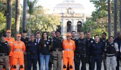 Crimes violentos registram queda de 33% em Minas
