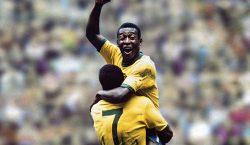 Tricampeão do mundo pelo Brasil, Rei Pelé completa 80 anos de idade