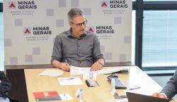 Romeu Zema apresenta Portfólio de Projetos 2021 ao líder da…