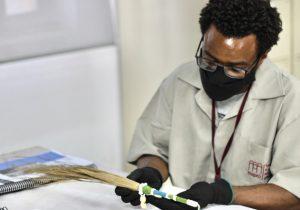 Projeto do Museu apresenta objeto utilizado por religião de matriz africana