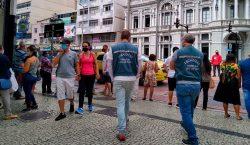 Equipes de fiscalização da PJF reforçam atuação nas ruas durante…