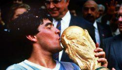 Ex-jogador Diego Maradona morre aos 60 anos, após sofrer parada…