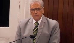 General Marco Felício apoiará candidatura de Wilson Rezato