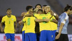 Brasil se mantém na terceira posição no ranking da FIFA