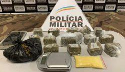 Militares encontram ponto de armazenamento de drogas no São Pedro