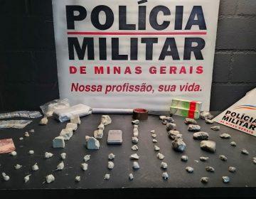 Dois jovens são presos por envolvimento em tráfico de drogas na Vila Alpina