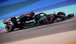 Mercedes faz mais uma dobradinha e Hamilton leva a pole…