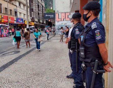 """Guarda Municipal inicia """"Operação presença"""" no Centro"""