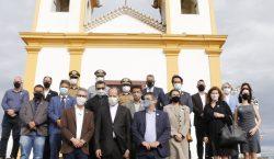 Romeu Zema participa da missa comemorativa dos 300 anos de…