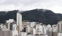 Juiz de Fora registra 334,9 mm de chuva no mês…