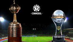 Quartas de final da Taça Libertadores e da Copa Sul-Americana…