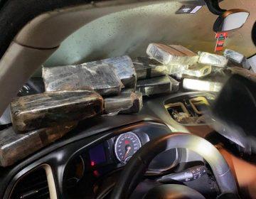 Veículo transportando base de cocaína e 2 Kg de maconha é apreendido pela Polícia Rodoviária e Civil