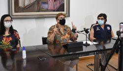Margarida Salomão avalia os 15 primeiros dias de gestão e…