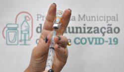 Secretaria de Saúde continua vacinação nas ILPI e inicia processo…