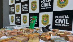 Operação das Polícias Civil e Rodoviária resulta na apreensão de…