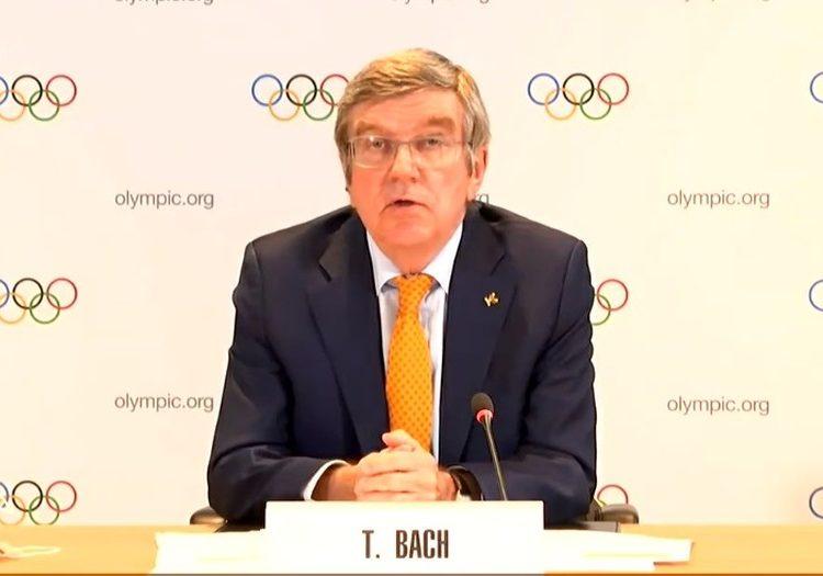 Presidente do COI, Thomas Bach, nega rumores e volta a garantir realização das Olimpíadas