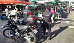 Guarda Municipal leva rondas preventivas às feiras livres