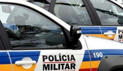 Polícia Militar faz operação no Bairro São Judas Tadeu