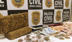 Polícia Civil de Minas Gerais prende seis suspeitos e apreende…