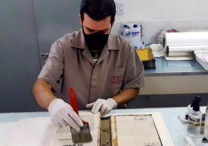 Ações de conservação e restauro garantem integridade do acervo do Museu Mariano Procópio