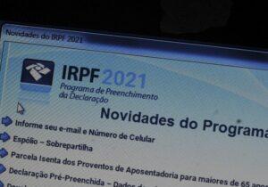 Quase 9 milhões de contribuintes enviaram declaração do IRPF