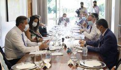 Lira defende união para imunização de todos os brasileiros e…