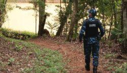 Homem é apreendido pela Guarda Municipal dentro do Parque da…
