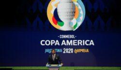 Conmebol aumenta premiação da Copa América para 10 milhões de…