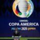 Conmebol aumenta premiação da Copa América para 10 milhões de dólares