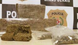 Polícia Civil prende quatro homens por tráfico de drogas em…