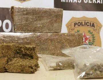 Polícia Civil prende quatro homens por tráfico de drogas em Juiz de Fora
