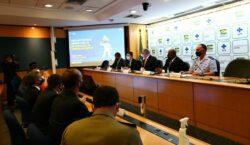 Governo Federal e Comitê Olímpico do Brasil anunciam plano de imunização da delegação nacional para os Jogos Olímpicos e Paralímpicos de Tóquio