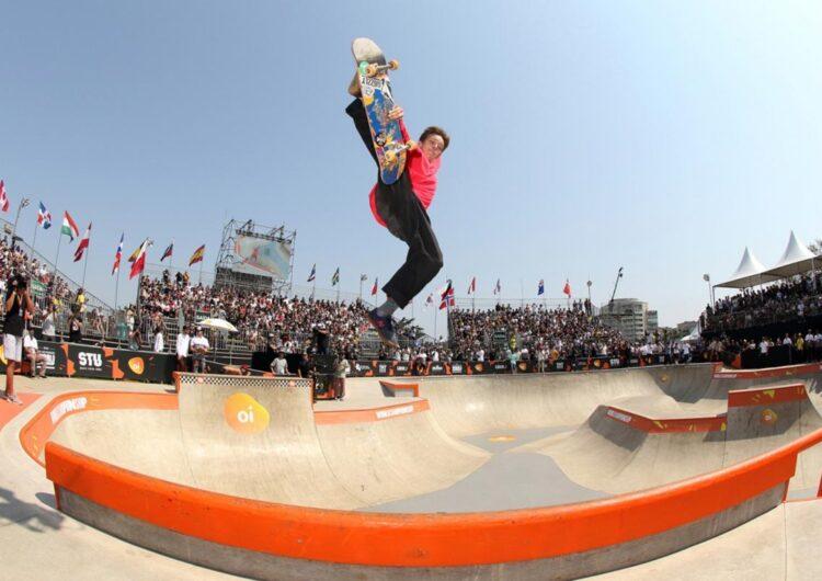 Luiz Francisco é o primeiro brasileiro garantido para a estreia do skate nos Jogos Olímpicos