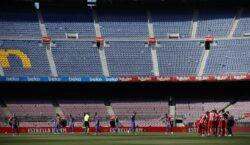 Espanha vai permitir volta de torcida aos estádios em algumas…